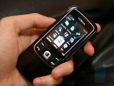 Nokia 8600 Luna - Black (Unlocked) Mobile Phone UNLOCK