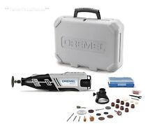 Cordless Rotary Tool Power Hand Variable Speed 12V Kit Case Charger Battery New