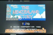 THE NEW ZEALAND STORY * taito * bootleg working PCB JAMMA