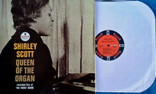 SHIRLEY SCOTT - QUEEN OF THE ORGAN - IMPULSE - STEREO LP - GATEFOLD - VAN GELDER