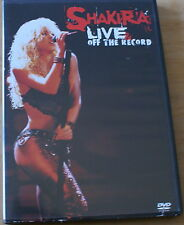 "DVD ""Shakira - Live & Off the Record ""- NEUF SOUS BLISTER"