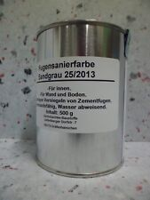 Fugensanierfarbe 500g Zementgrau Fugenfarbe Fugensanierungsfarbe Fugenmörtel