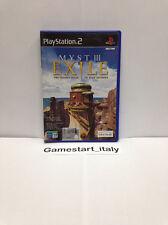 MYST III 3 EXILE (PS2) USATO IN OTTIME CONDIZIONI - PAL VERSION
