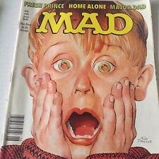 Mad Magazine Home Alone Fresh Prince June 1991 071317nonrh