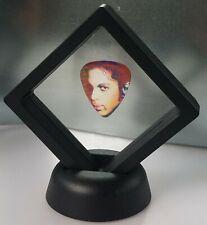 Prince Guitar Pick Display Framed Present Gift Decor Novelty Paisley Park Rare