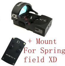 Ade Rd3-013 Bertrillium Red Dot Reflex Sight for Springfield Xd Xd Pistol