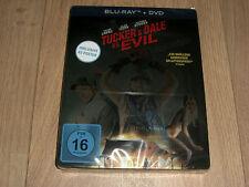 Tucker & Dale vs Evil Blu-ray Steelbook nuevo incl. a3 póster