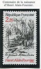 TIMBRE FRANCE OBLITERE N° 2443 LIVRE LE GRAND MEAULNES