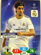 Adrenalyn XL Champions League 13/14 - sami khedira-Real Madrid CF
