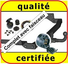 ATTELAGE Renault Clio II hayon 1998 à 2005 + faisceau 7 broches complet / neuf
