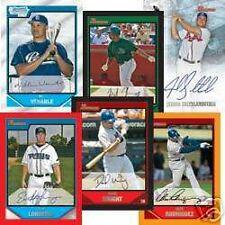 New 2007 Bowman MLB Baseball Jumbo Pack Sealed 32 Cards