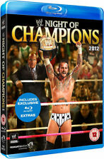 Official WWE - Night of Champions 2012 Blu-Ray