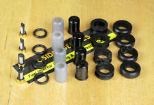 Toyota 22RE Tacoma 4 Runner Fuel Injector Oring Seal Filter Pintle Cap Kit: 4cyl
