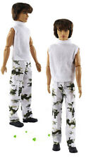 Ken Camo pants top set lot handmand New