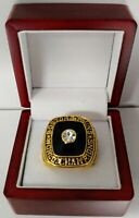 Bobby Orr - 1970 Boston Bruins Stanley Cup Hockey Ring With Wooden Box