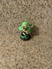 Splatoon Green Inkling Girl Amiibo
