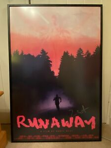 Signed Kanye West Runaway Movie Print / Poster - Rare