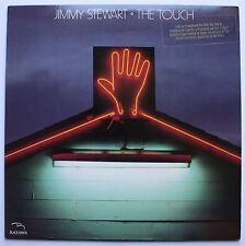Jimmy Stewart David Benoit Black Hawk Guitar Fusion DJ LP 1986