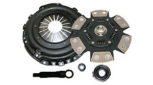 Competition Clutch Stage 4 – 6 Pad Sprung Ceramic Mitsubishi GTO