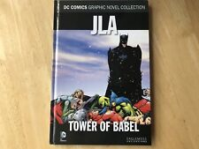 JLA Tower Of Babel Dc Graphic Novel Collection! Look In The