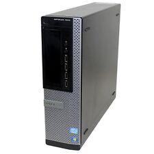 Dell Optiflex SFF 7010 Processeur Intel Core I3 3,3Ghz 250 GB HDD 4GB RAM DDR3