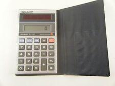 Sharp Vintage Pocket Calculator Solar Cell ELSI MATE EL-326T