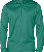 Adidas Climawarm Performance 1/4 Zip Top (M) AE9317
