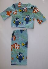 "Finding Dory Nemo 2 pc cotton pajamas fits 18"" American Girl dolls"