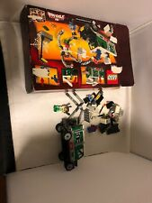LEGO Complete Super Heroes Doc Ock Truck Heist minifigure 76015 Open Box