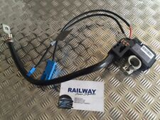 BMW 1 SERIES X1 E81 E87 Battery lead cable negative IBS 9134855 6986795 B60A ...