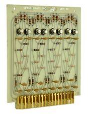 NASA Apollo Flight Hardware Saturn Rocket SPACECRAFT INCORPORATED Circuit Board