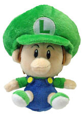 "SAN-EI 1248 Baby Luigi Plush 5.5"" BRAND NEW WITH TAGS"