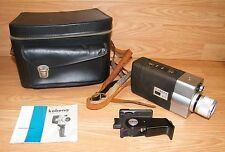Vintage Kobena 421 Super 8 Movie Camera With Manual Bundle **READ**