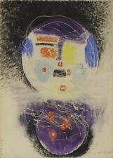 """Laszlo Moholy-Nagy construcción"""""""", 1945, Bauhaus/constructivismo póster de 250gsm A3"""