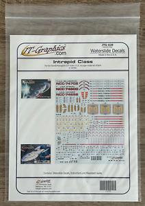 Spezial Decals für Star Trek Voyager (Intrepid Class) NEU Original Verpackt