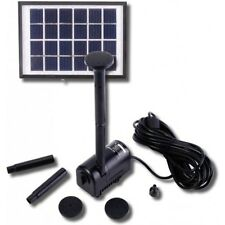 Reefe 980-SOLAR POND FOUNTAIN PUMP KIT 8W, Max. Flow 980Lph, 5m Cable *AUS Brand