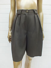 VINTAGE COUNTRY ROAD HIGH WAIST RISE PLEAT DRESS SKIRT SHORTS 8  S