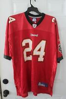 Tampa Bay Buccaneers Cadillac Williams #24 Reebok Football Jersey Men's 2XL