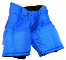 TACKLA KEEPER 6000 BLUE PADDED ICE HOCKEY PANTS (NO LACES) SIZE: JUNIOR 160
