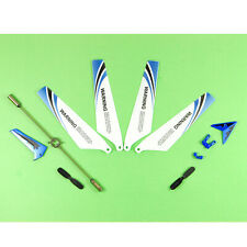 Main Blades RC Replacement Full Parts For Syma S107 Helicopter RC Toy US