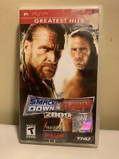 WWE Smackdown vs Raw 2009 (Sony,psp)