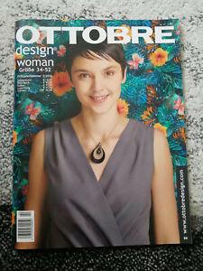 Ottobre design woman Gr. 34 -52 Herbst/Winter 5/2013