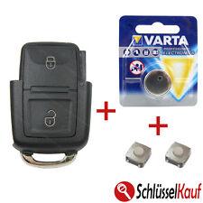 VW auto carcasa llave reparación set para volkswagen SEAT SKODA control remoto