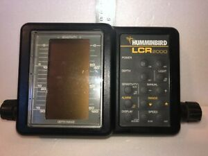 Humminbird LCR 2000 Portable Fishfinder