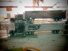 ho scale trucksnstuff  x2  matching trailer 53ft