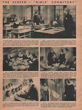 GIRL'S DORMITORY - 1936 MOVIE REVIEW INT. SIMON SIMONE