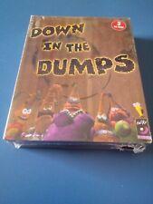 Down in the dumps Juego PC CD ROM - Español NUEVO PRECINTADO - Dice