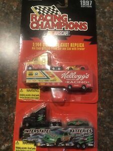 NASCAR RACING CHAMPIONS MINI diecast SERIES 1:144 LABONTE BROS.  NEW IN PACKAGE