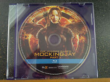 The Hunger Games: Mocking Jay Part 1 Blu ray dvd movie disc ONLY