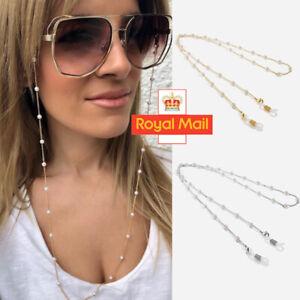 Eye Glasses Spectacles Sunglasses Eyewear Chain Lanyard Necklace Holder Cord J